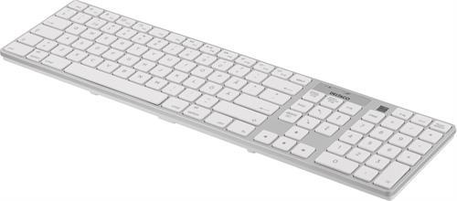 Deltaco bluetooth-tangentbord i kompakt format