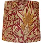 825514 Bergo lampskärm Sixten 17cm snakeshead bordeaux