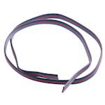 401301 Kabel för LED-strip RGB metervara