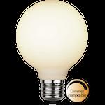 824616 Illumination LED stor glob frostad 5W 400lm 2700K dimbar G80 E27