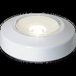 825455 Batteridriven LED puck vit 36lm 3xAAA