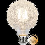 824876 Decoration LED stor glob 1W 65lm 2600K dimbar G95 E27