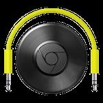 824219 Google Chromecast Audio ljudspelare via wifi 3,5mm