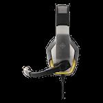 824600 Deltaco Gaming headset med vibration 2x3,5mm belysning