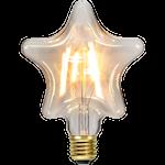 825365 Decoration LED stjärna 1,4W 110lm 2200K E27