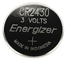 824820 Batteri litium 2-pack Energizer CR2430 3V