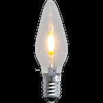 825368 Reservlampa LED klar 3-pack 23-55V 4-10 ljus E10