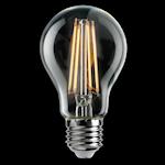 825216 Unison LED normalform 7W 50-720lm 2200K 3-steg minne E27