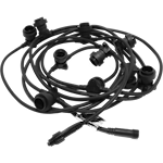 824406 Ljusslinga Connecta 10 st B22 7,35m IP44