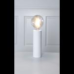 825544 Star Trading Lampfot Tub vit 25cm E27
