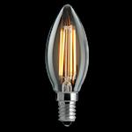 825262 Unison LED kronljus 5W 30-420lm 2200K 3-steg dimbar E14