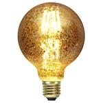821402 Decoration LED stor glob guldspräcklig 3,5W 160lm 1900K E27