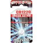 824394 Knappcellsbatteri CR1220 3V Lithium 1-pack