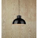 824850 Markslöjd Hammer taklampa svart 26cm