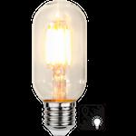 824534 LED sensorlampa rör 4W 290lm 2100K E27