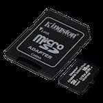 825346 Kingston Canvas Select Plus MicroSDHC, 16GB, Klass 10 UHS-I