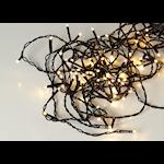 823776 Ljusslinga Serie LED 80 ljus svart kabel IP44