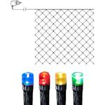 823845 Ljusnät Serie LED 180 ljus 3x3m multifärgad