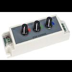 824387 Dimmer för LED-strip 3 kanaler 12A 12-24V