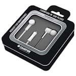 822128 Champion Headset In-Ear Plugs Vit