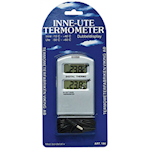 821572 Digital termometer inne och ute