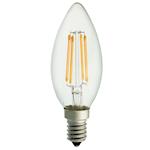825261 Unison LED kronljus 4W 360lm 2700K dimbar E14